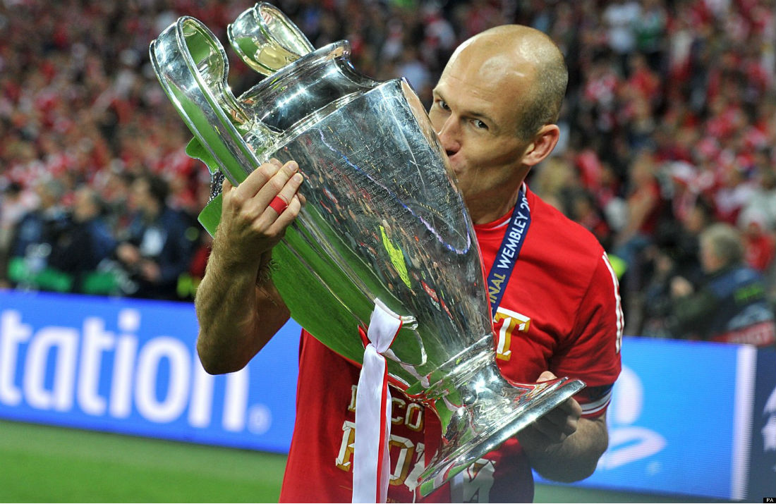 Arjen-Robben-Liga-Champions